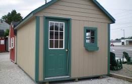 Custom Barns And Storage Sheds From Indianapolis, Indiana